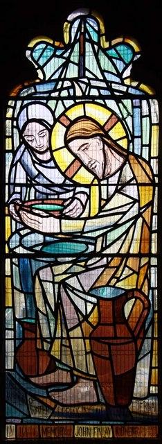 St Mary, Broomfield, Essex - Window