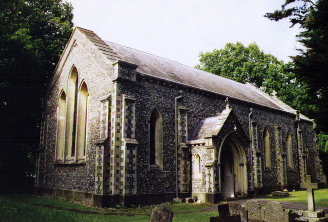 Holy Trinity, Colden Common