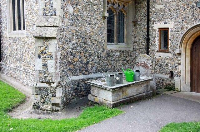 St Mary, Broomfield, Essex