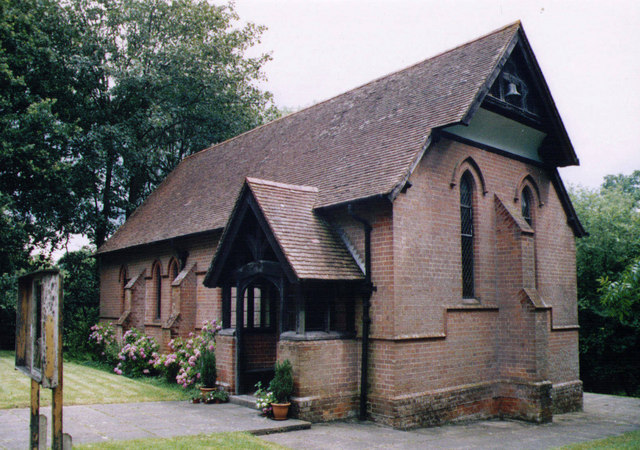 St Barnabas, Curbridge