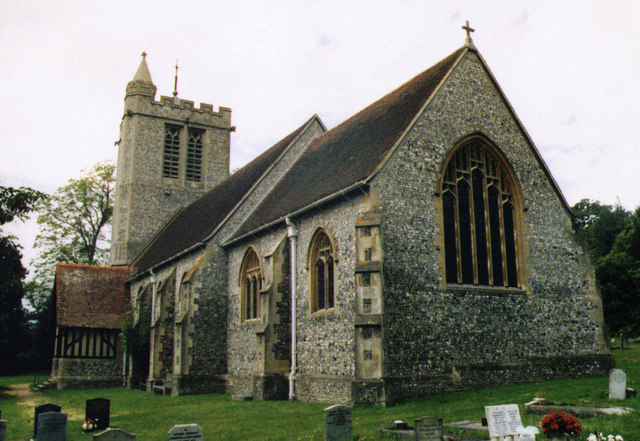 St Peter, Curdridge