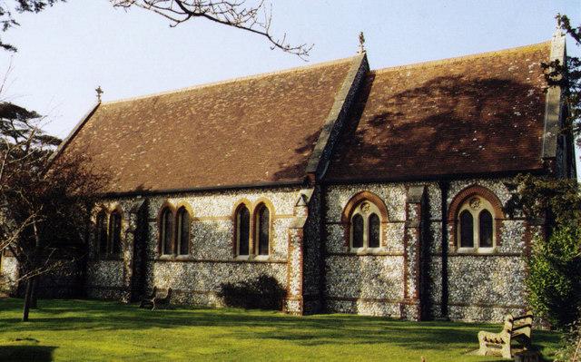 All Saints, Denmead