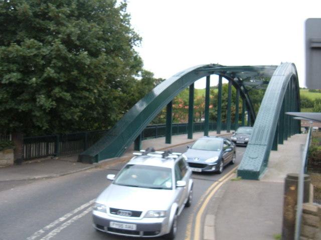 Road Bridge over the River Esk