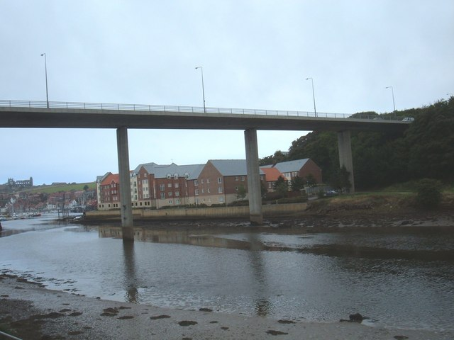 Road Bridge over the River Esk, Whitby