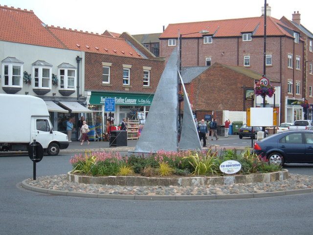 Roundabout, Whitby