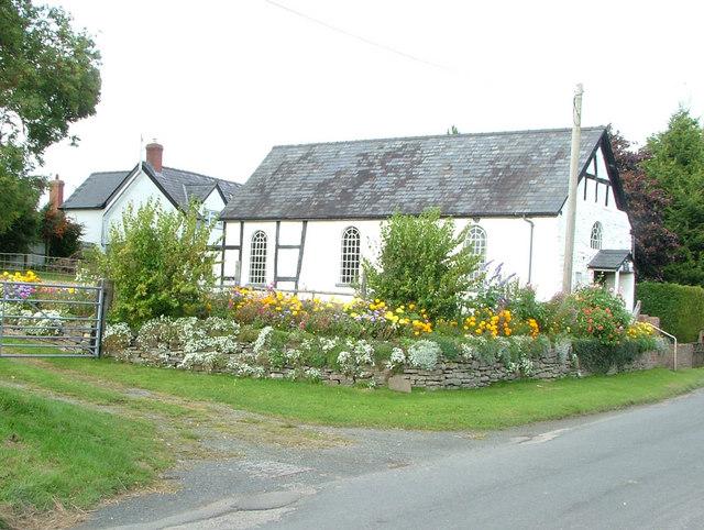 Methodist Chapel, Brampton Road, Madeley