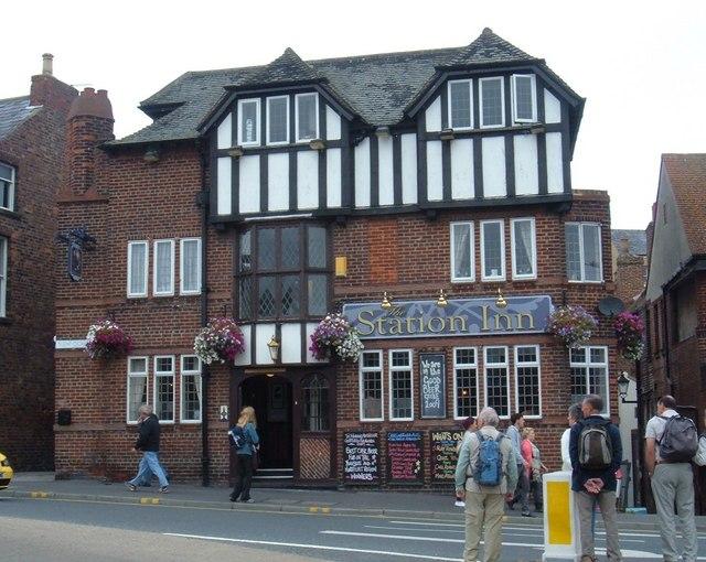 Station Inn, Whitby