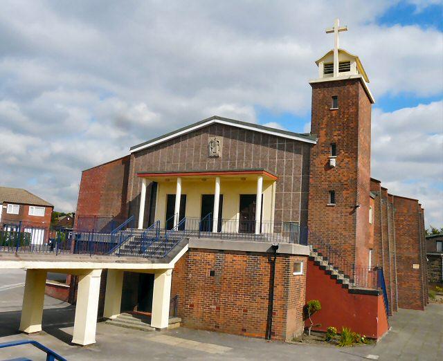 St Christopher's RC Church