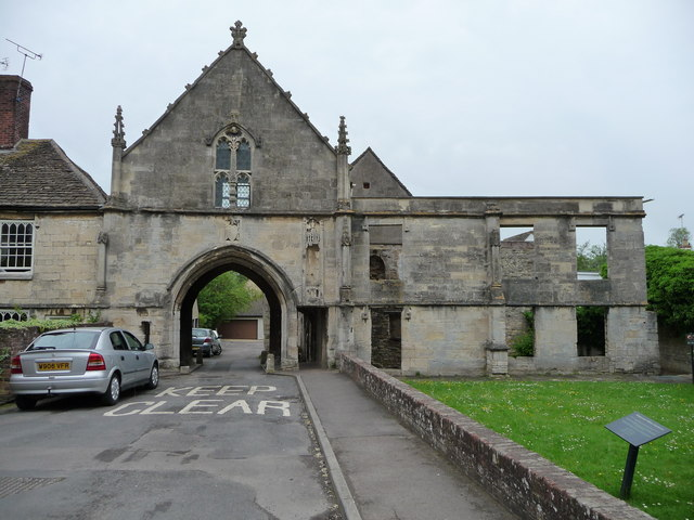 Abbey Gatehouse Kingswood
