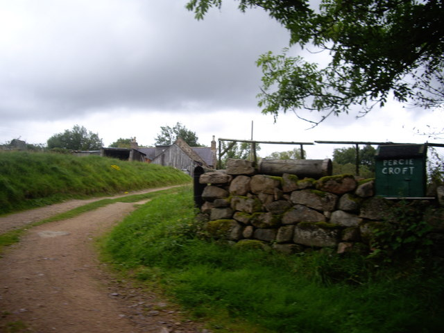 Access to Percie Croft