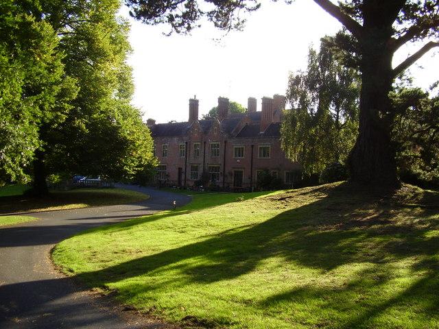 Balfour Manor.