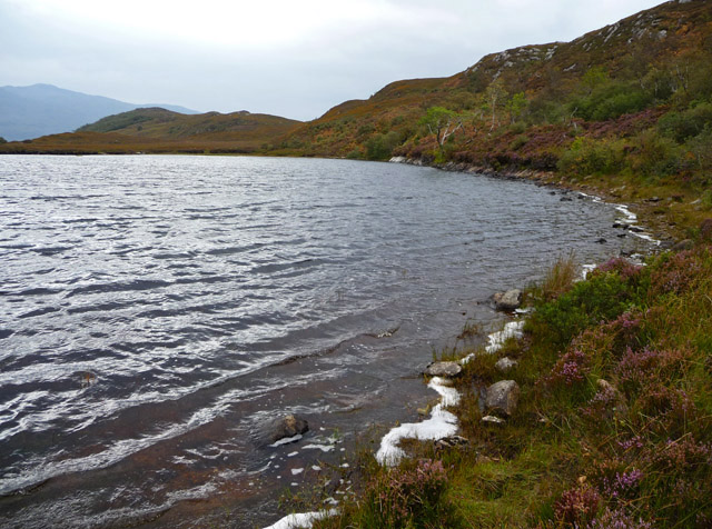 West shore of Loch Scalpaidh