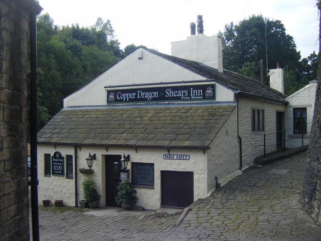Shears Inn, Paris Gates, Halifax