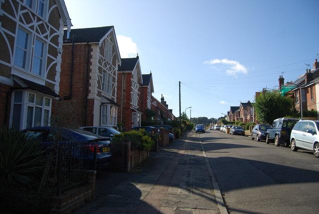 Detached Houses, Dorking Rd