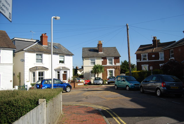 Bend in Dukes Road