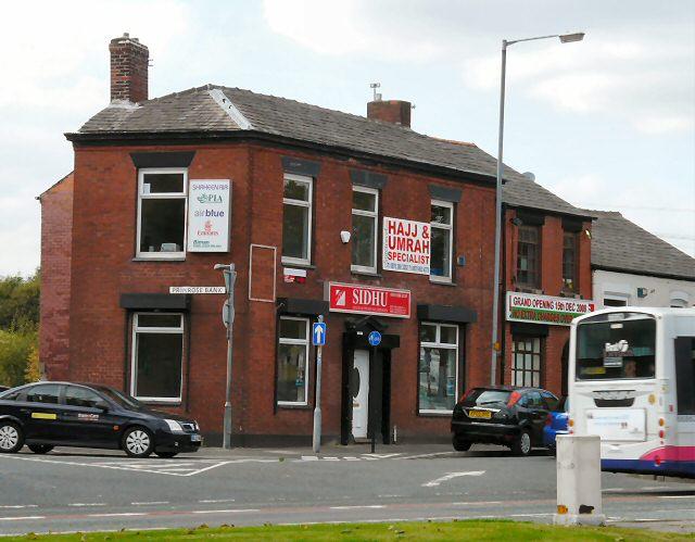 Primrose Bank, Oldham