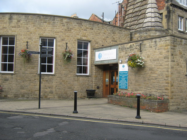 Tynedale Council Office Hexham