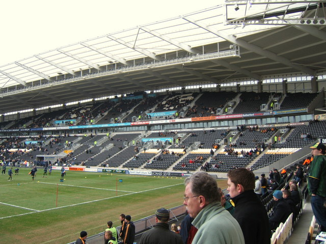 KC Stadium, Hull City Football Club