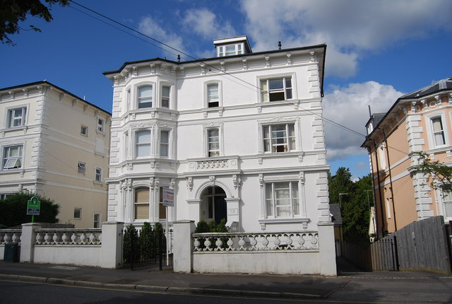 Victorian Villa, Upper Grosvenor Rd