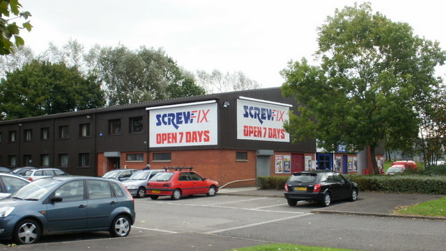 Screwfix, Maesglas Industrial Estate