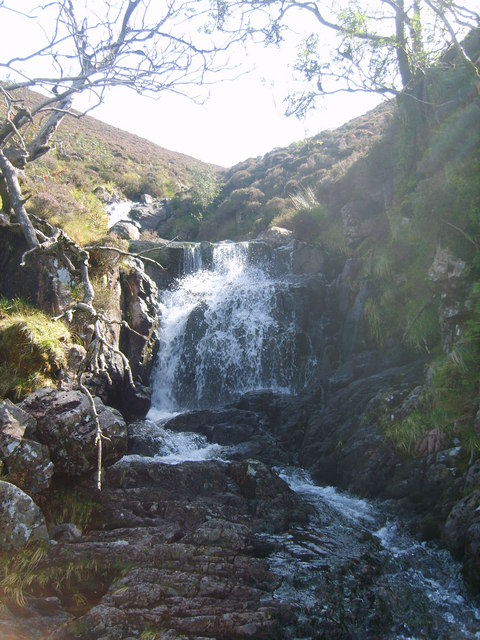 Waterfall, Deep Gill