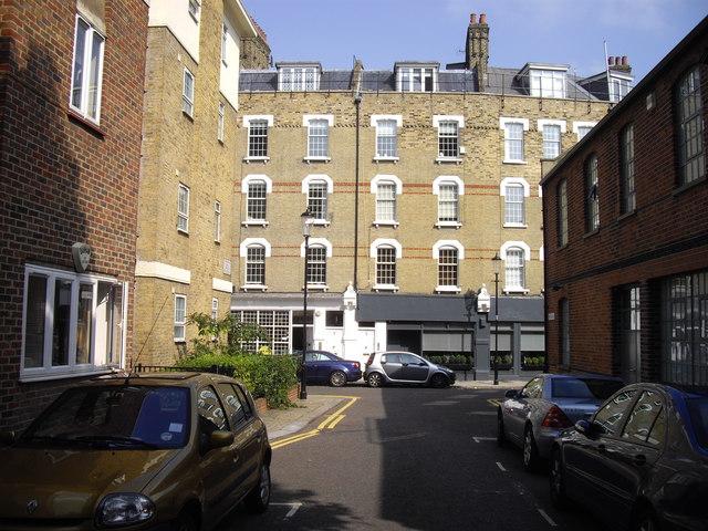 Apollo Place Chelsea