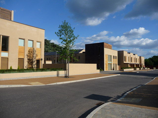 New Housing on site of former Canadian Red Cross Memorial Hospital