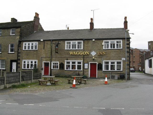 The Waggon Inn, Milnrow