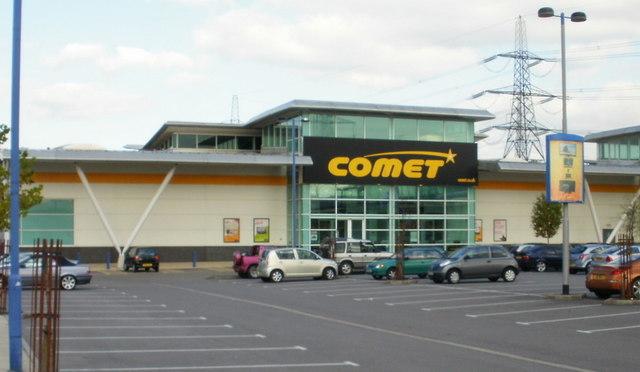 Comet, 28East Retail Park, Newport