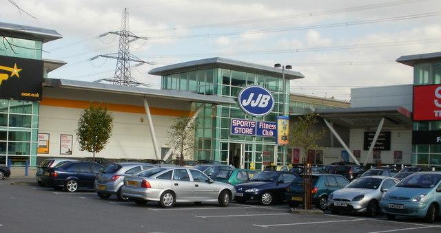 JJB, 28East Retail Park, Newport