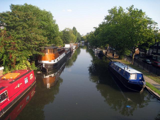 Grand Union Canal, Paddington Branch