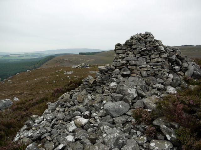 Cairn, Harbottle Hills