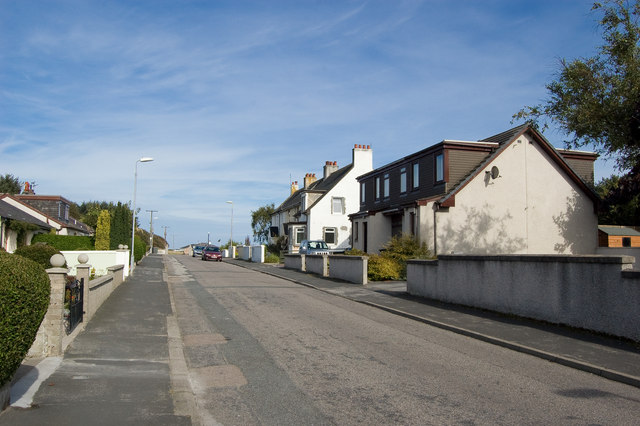 Links Road, Aberdeen