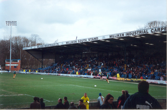 Gigg Lane, Bury Football Club