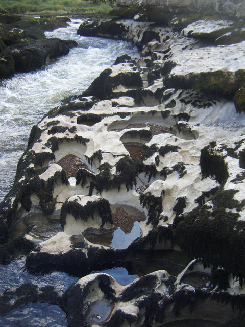 Rock Formations, Ghaistrill's Strid