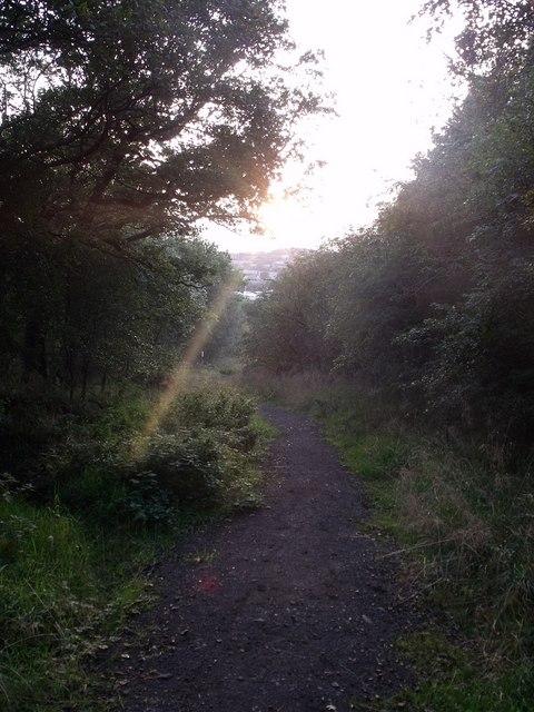 Cumbernauld Sunset