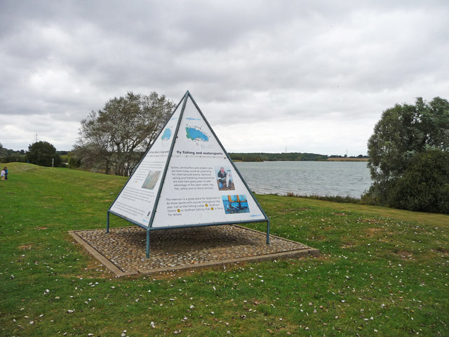 Information Board, Grafham Water
