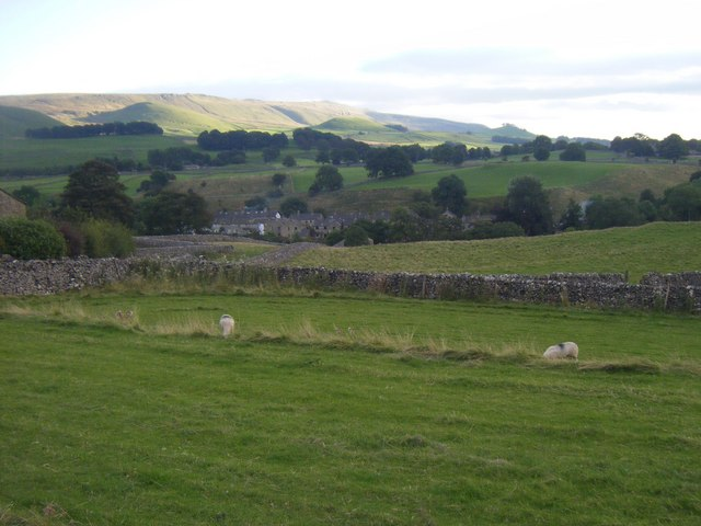 Wharfe Valley and the Cracoe Reef Knolls