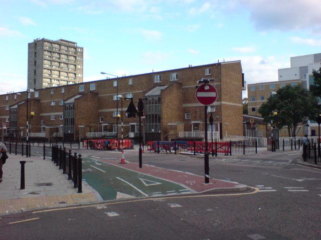 Cable Street, E1