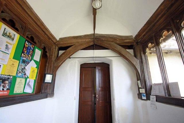 St Andrew, Boreham, Essex - Porch