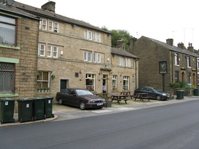 The 'Bird in The Hand', Huddersfield Road, Newhey