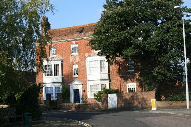 Langham House, Blandford Forum