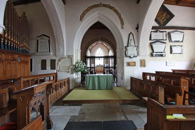 St Andrew, Boreham, Essex - East end