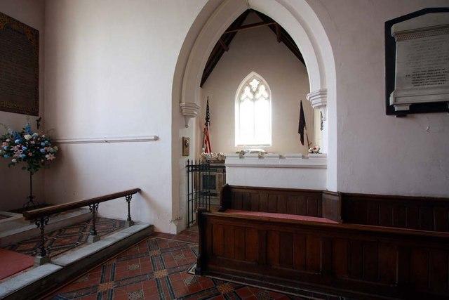 St Andrew, Boreham, Essex - Chapel