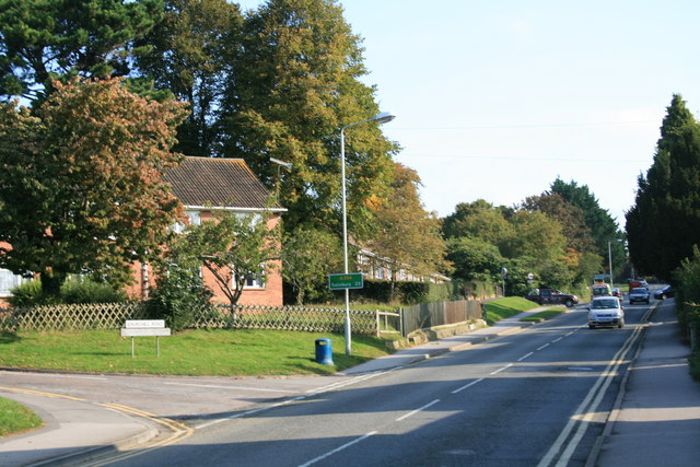 Salisbury Road, Blandford Forum