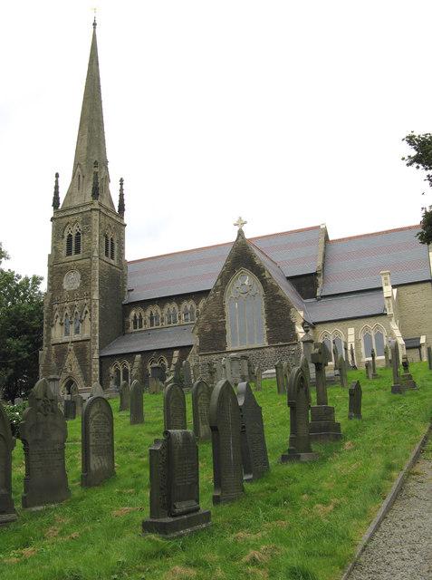 St. Thomas's Church, Newhey
