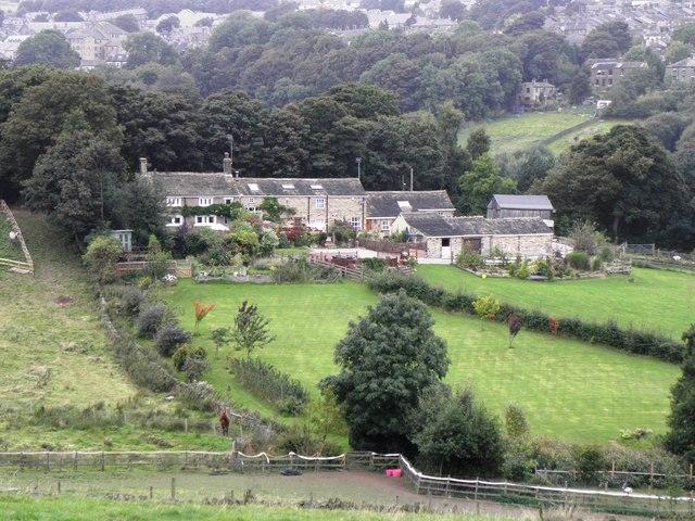 Dye Royd Farm