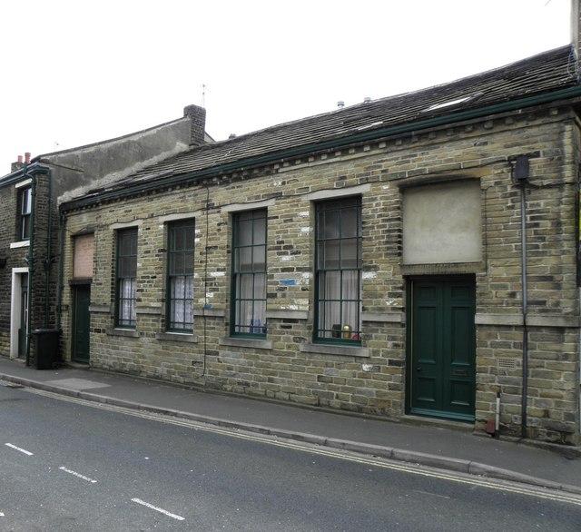 The Former Kipping School
