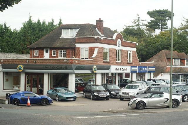Bell & Colvill, West Horsley, Surrey