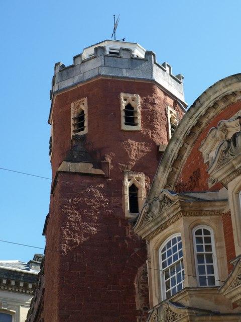 St Petrock's church, Exeter